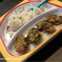 Easy to Make Spinach Nuggets