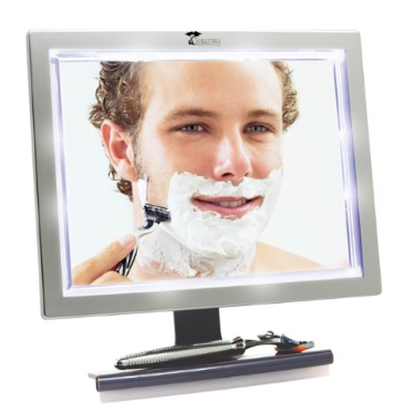 ToiletTree Deluxe Fogless Mirror