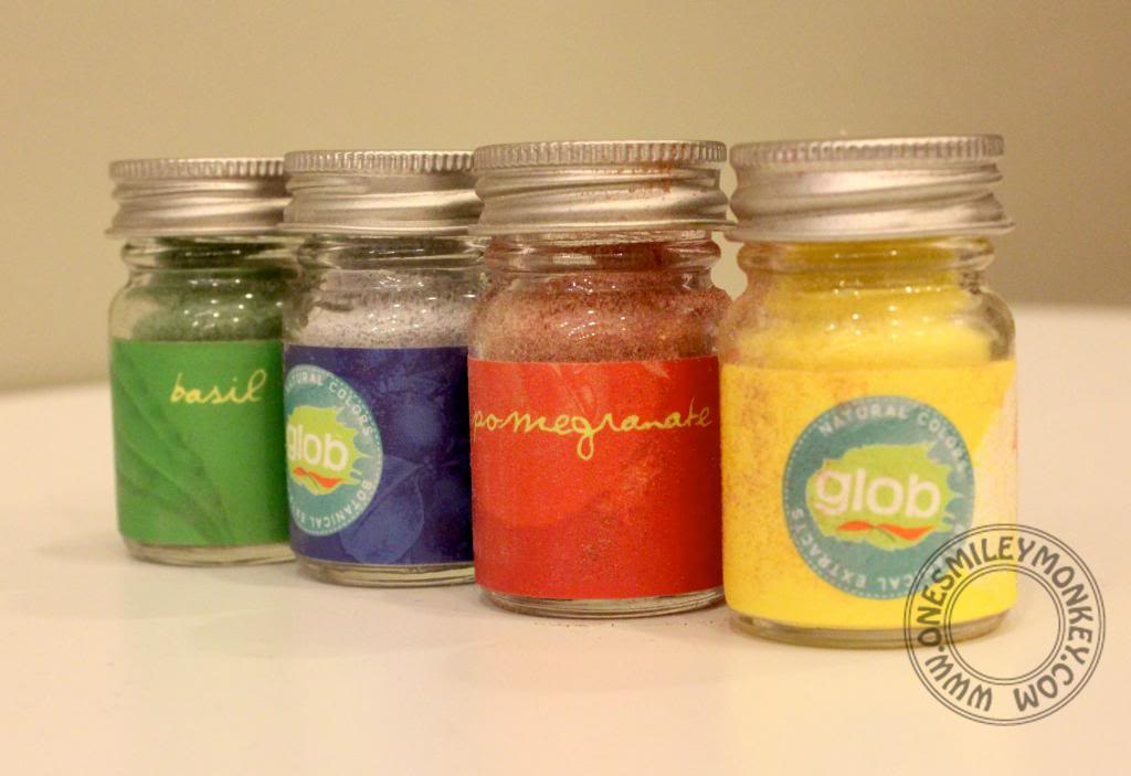 Glob Paint Set