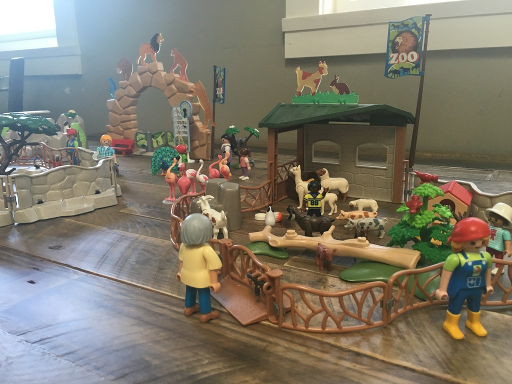 PLAYMOBIL Large City Zoo & Additional Packs {Giveaway}