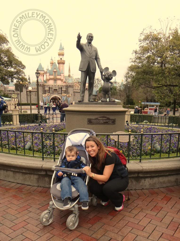 Disneyland List of Toddler Friendly Rides