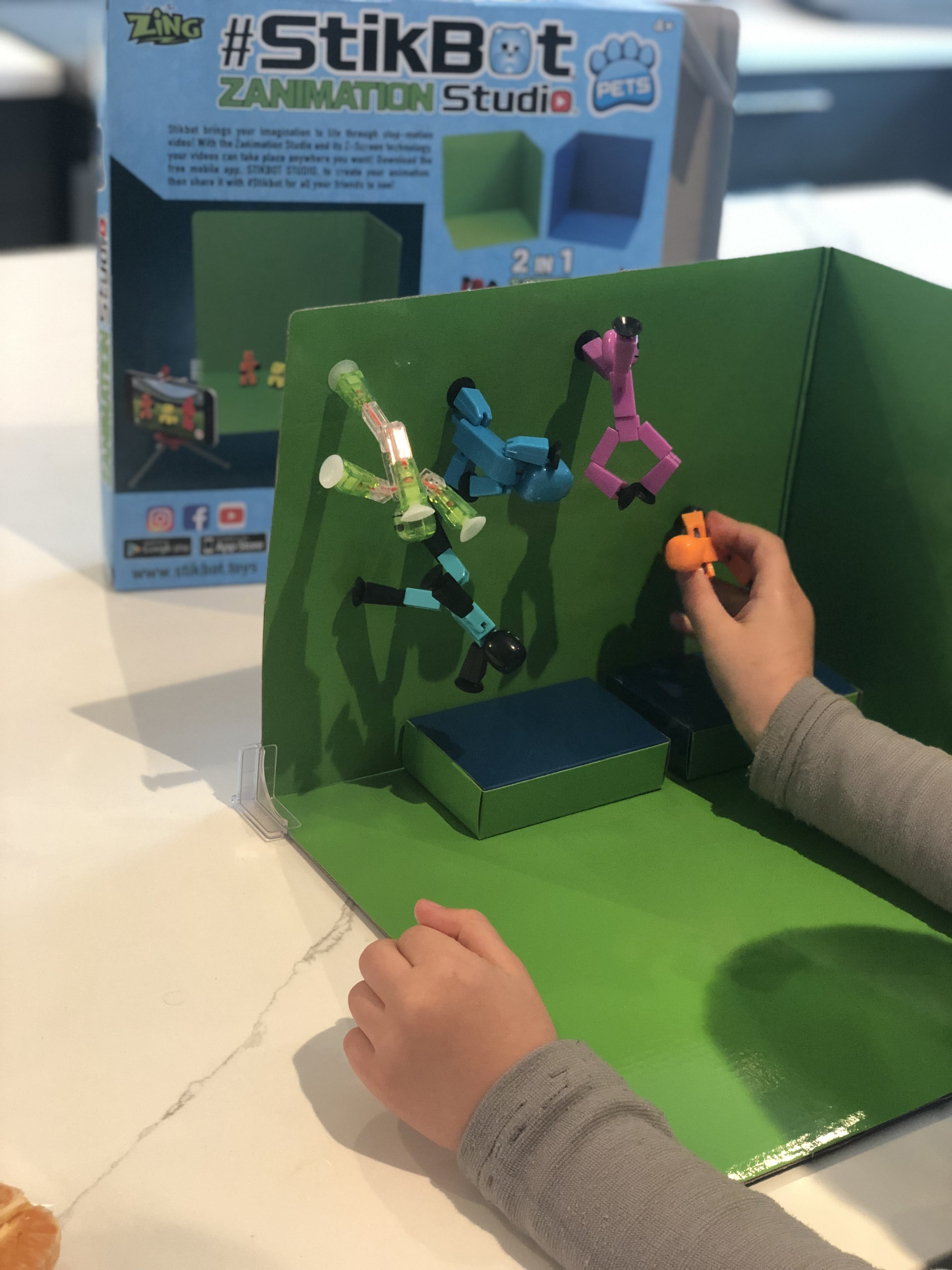Stikbot Animation Studio {Review}