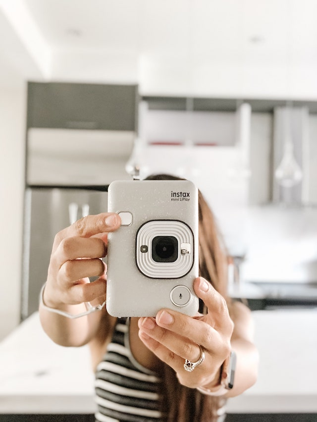 Instax Mini LiPlay Hybrid Instant Camera - Review
