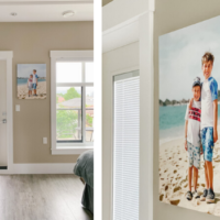Personalized Wall Decor Ideas {Giveaway}