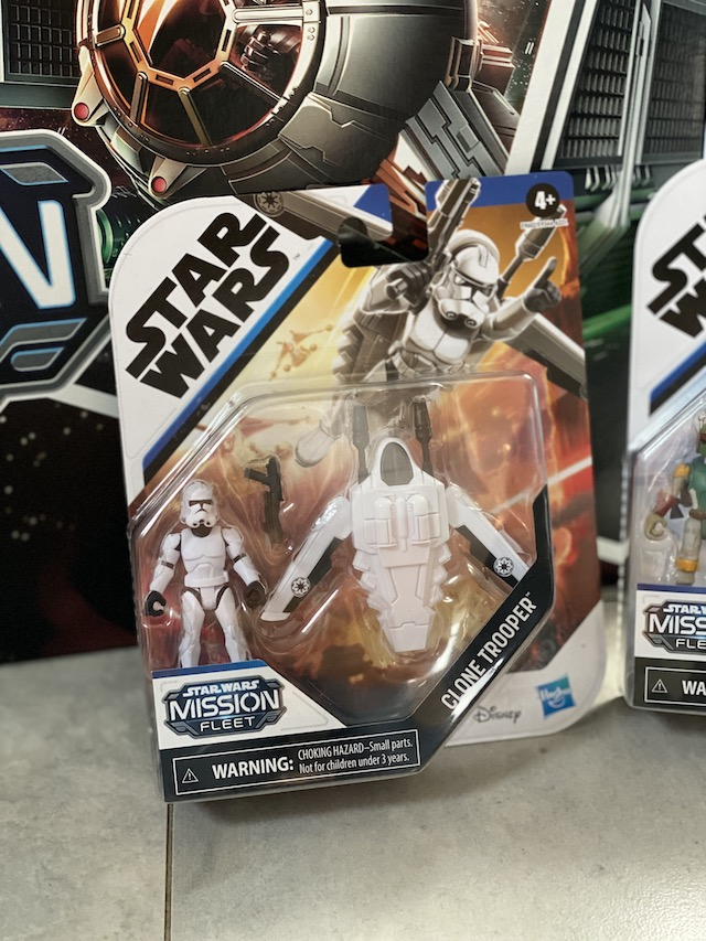 Star Wars Mission Fleet Line {Prize Pack Giveaway}