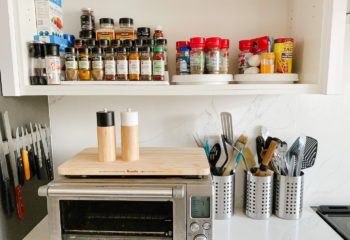 Simple Tips to Organize Your Spice Cupboard